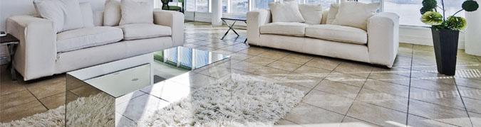 Tegels in de woonkamer  vloereninfo.be